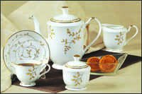Tea Set-Georgian