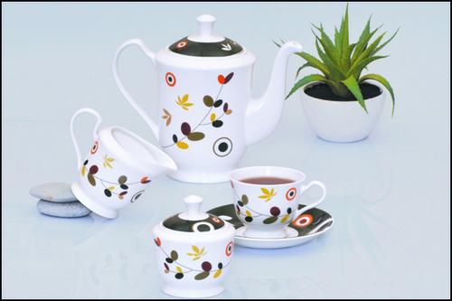 Tea Set-Georgian