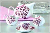Tea Set - tilted