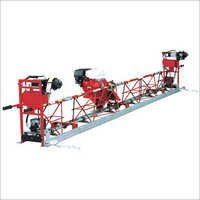 Truss Screed (Hydraulic Mover)
