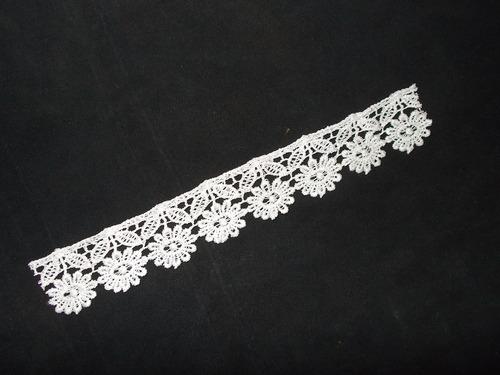 Designer Lace Borders