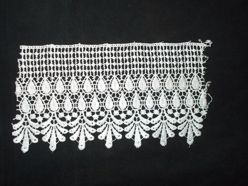 Sequin Beaded Lace