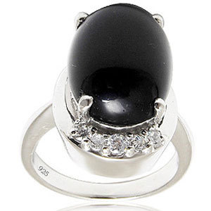 onyx silver ring cool silver rings cheap nyx silv