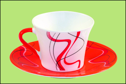 Cup Saucer - George
