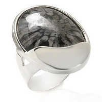 labradorite silver ring large silver ring india silver ring