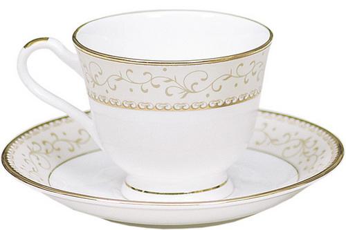 Cup Saucer - Georgian