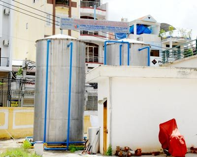 Effluent Treatment Plants For Hospital