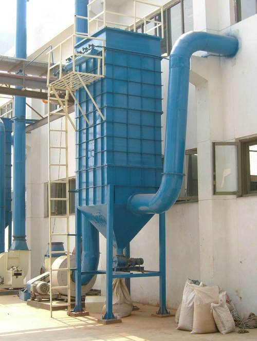 Dust Collector For Baghouse