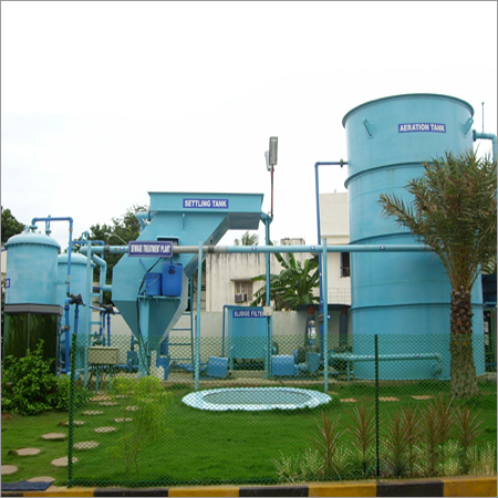 Sewage Treatment Plant For Hotels
