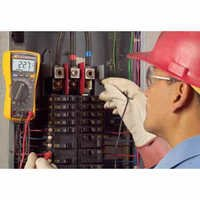 Electrical Multimeter With Non-Contact voltage