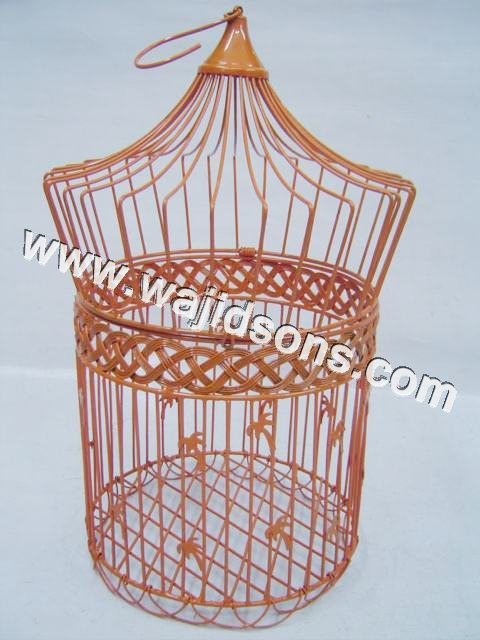 bird cage centerpiece ideas