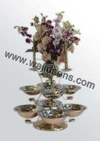 chandelier karahi stand