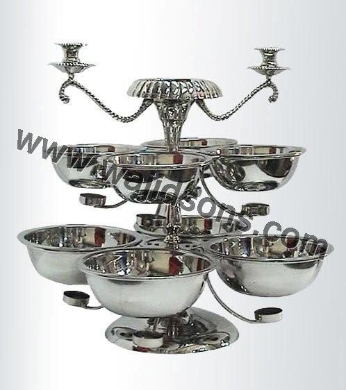 designer karahi stand