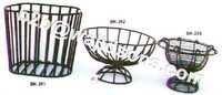 Bowl Wire Knit Black