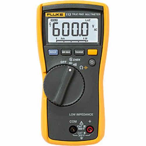 Digital Multimeters Fluke 113 Utility Multimeter