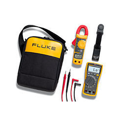 Fluke 117-322 Electrician Multimeter Combo Kit
