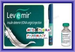 Generic Levemir & Levemir & Insulin Detemir