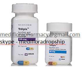 Generic Trilipix & Fenofibric Acid