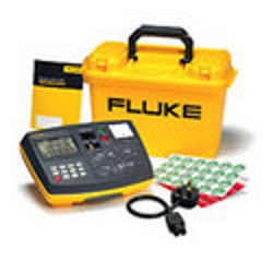 Fluke 6200 UK Portable Appliance Tester Kit