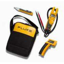 IR Thermometer Elect. Tester & Voltage Detecter