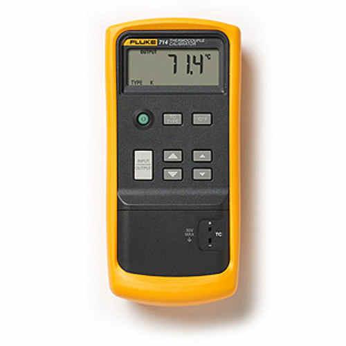 Fluke 714 Thermocouple Calibrator