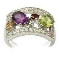 .925 sterling silver ring with gemstone silver rings with gemstones 925 silver gemstone ring
