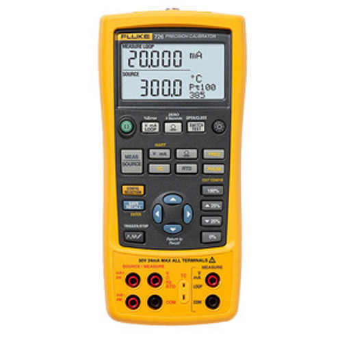 Precision Multifunction Process Calibrator