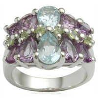 Chunky silver chunky silver ring custom silver rin
