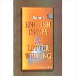 English Essay Book  Bookwala H Transport Nagar Prayagraj India