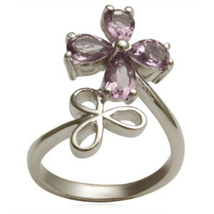 sterling silver ring settings without stones, 925