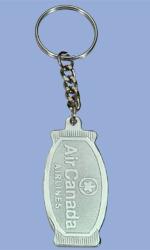 Simple Embossed keychains