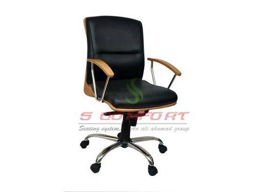 Toppling medium back Chair