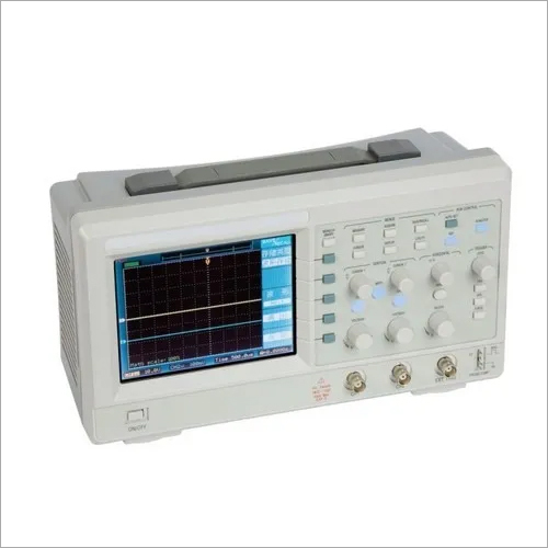 Digital Storage Oscilloscope 200MHz