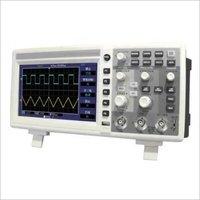 25 MHz Digital Storage Oscilloscope 250MS/s, 2 Ch, 7 Inch