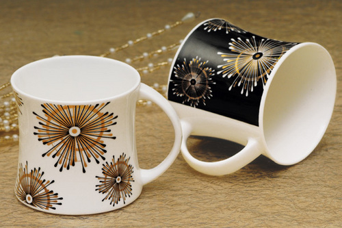 Diamond Shape Mug