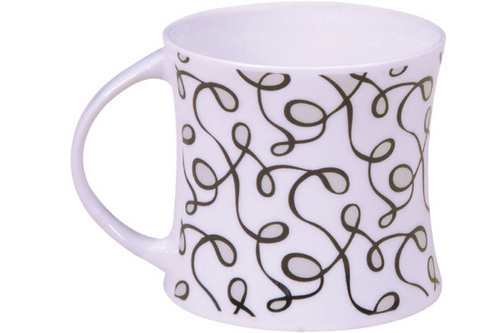 Diamond Shape Mug