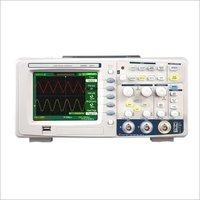 60 MHz Digital Storage Oscilloscope 500MS/s, 2 Ch, 5.7 Inch