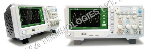 200 MHz Digital Storage Oscilloscope 1GS/s, 2 Ch, 7 Inch
