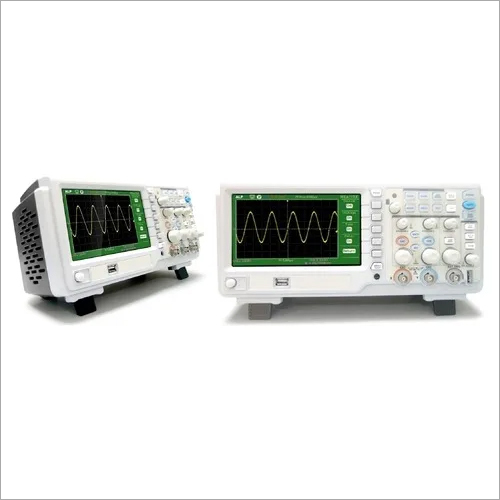 150 MHz Digital Storage Oscilloscope 1GS/s, 2 Ch, 7 Inch