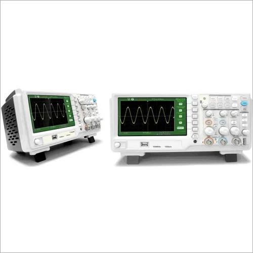 100 MHz Digital Storage Oscilloscope 2GS/s, 2 Ch, 7 Inch