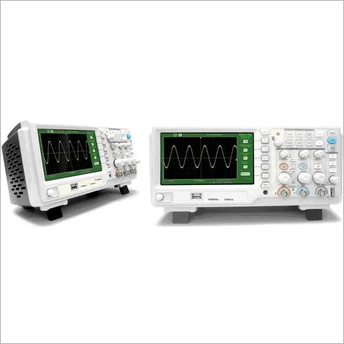 100 MHz Digital Storage Oscilloscope 2GS/s, 2 Ch, 7 Inch