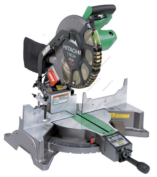 Hitachi Compound Miter Saw C12LCH