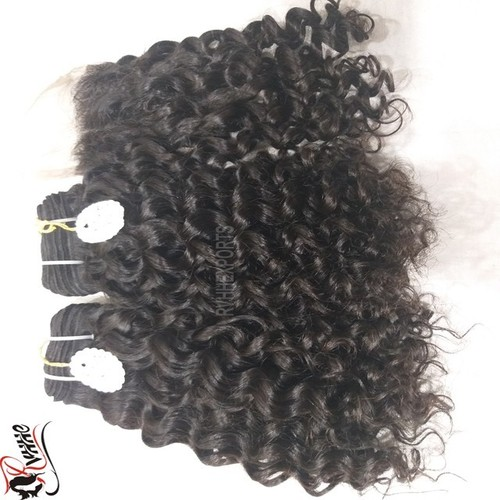 Virgin Indian Human Remy Curly Hair