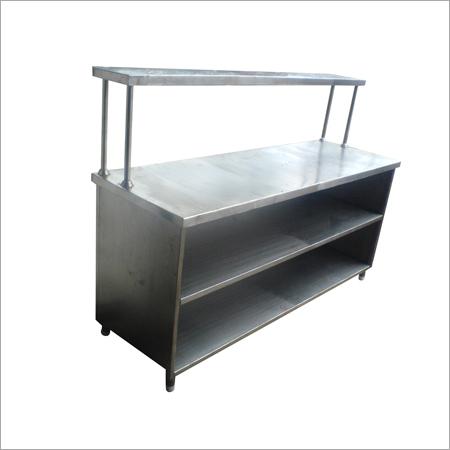 Pickup Counter