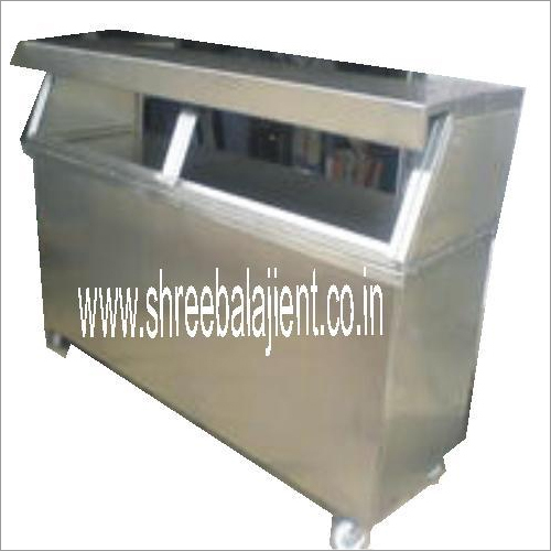 Fast Food Steel counter