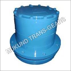 Industrial Track Drive Motors