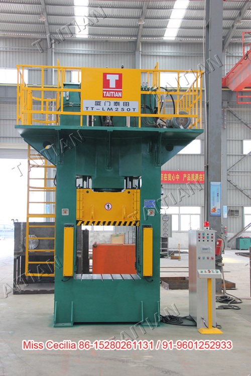 250 Tons Hydraulic Moulding Press