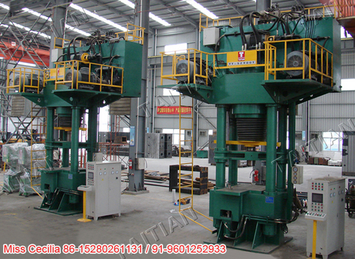 Powder Forming Machine