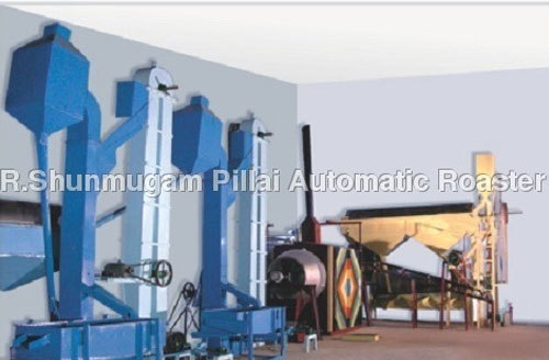 Fried Gram Plant and Machinery