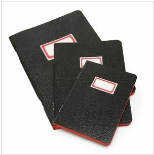 Black Cover Notebook